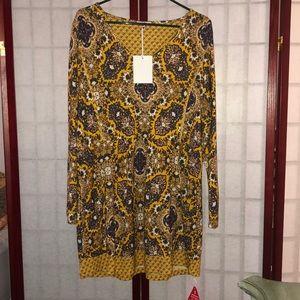 Shirt multicolored tunic